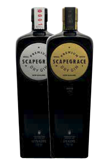 Scapegrace Debuts New Gin