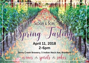 Slocum & Sons Spring Trade Tasting @ Stony Creek Brewery | Branford | Connecticut | United States