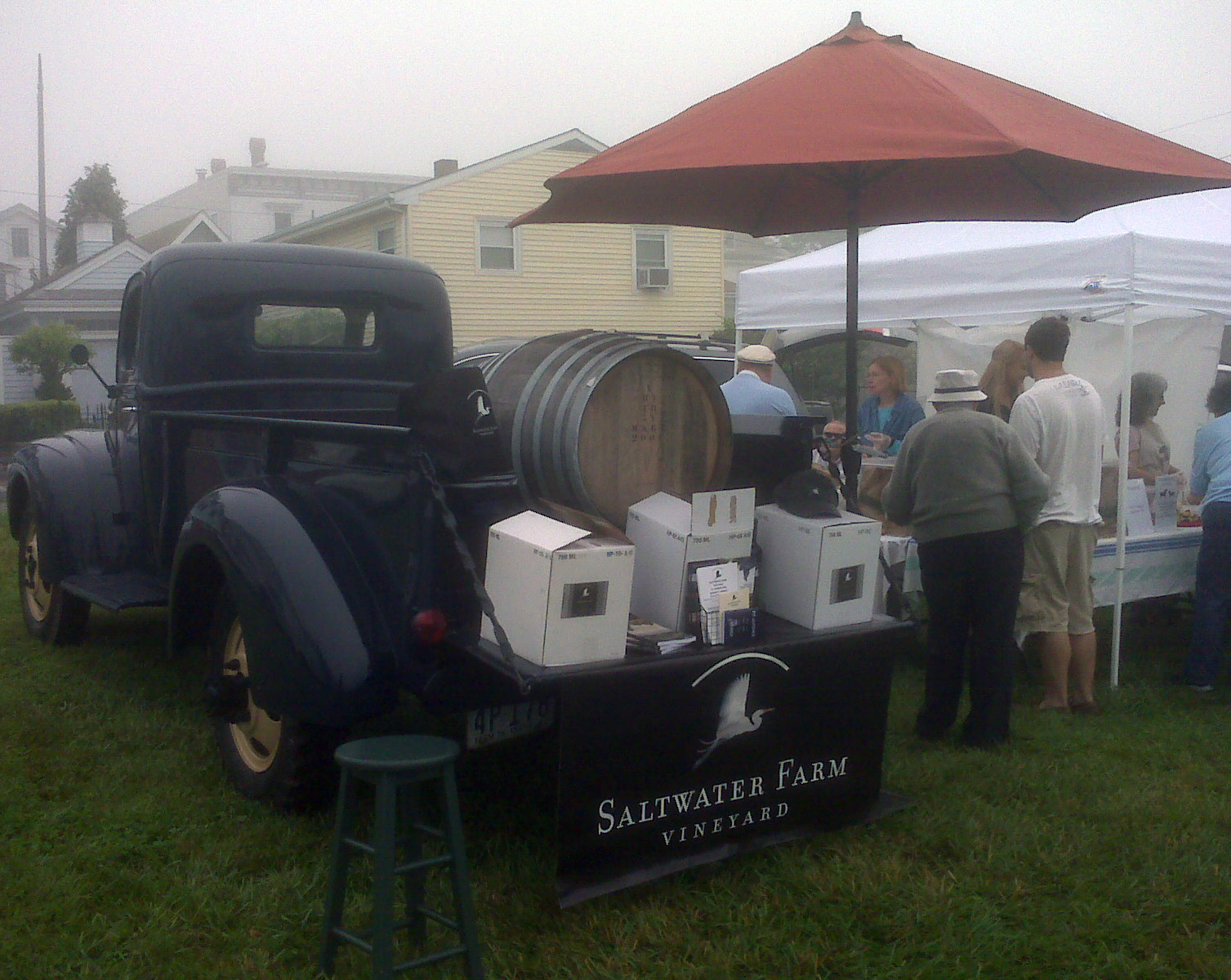 From Farmers' Market Wine to Sunday Growlers