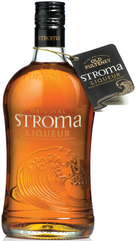 Old Pulteney Introduces Stroma Liqueur