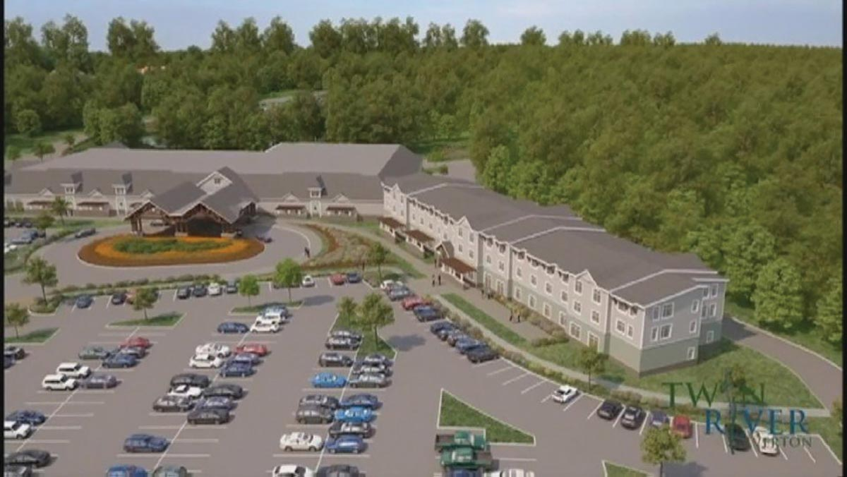 Twin River to Open Tiverton Casino Hotel in October