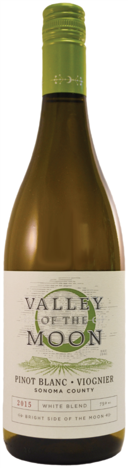 Valley of the Moon Blends Pinot Blanc and Viognier