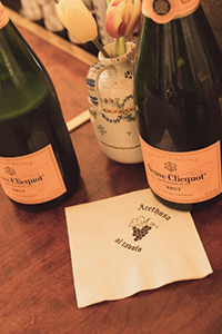 Slocum & Sons Hosts Statewide Veuve Clicquot Events