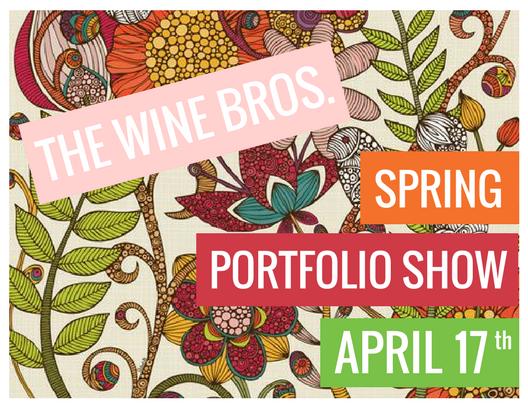 April 17, 2018: The Wine Bros. Spring Portfolio Trade Show