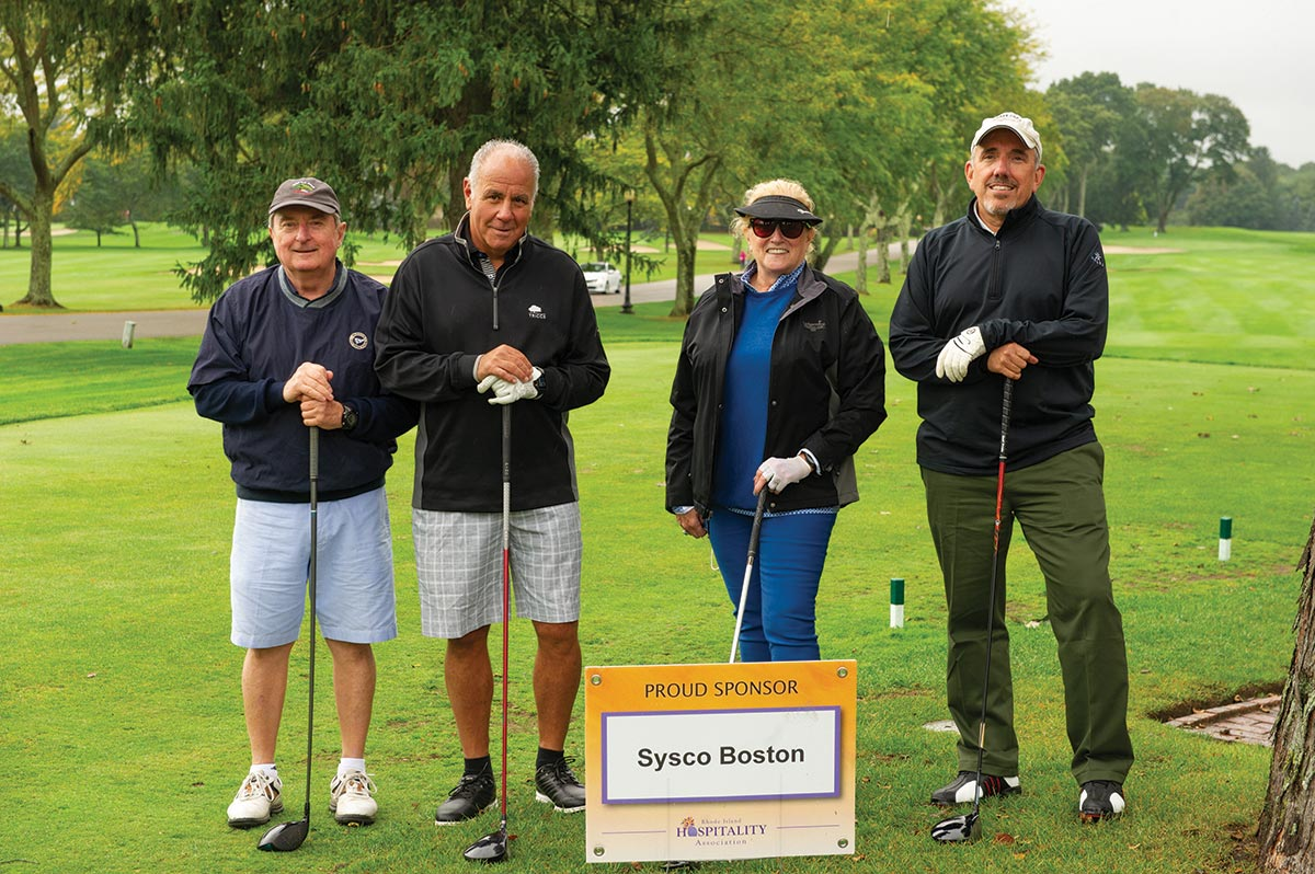 RIHA Hosts Annual Benefit Golf Tournament