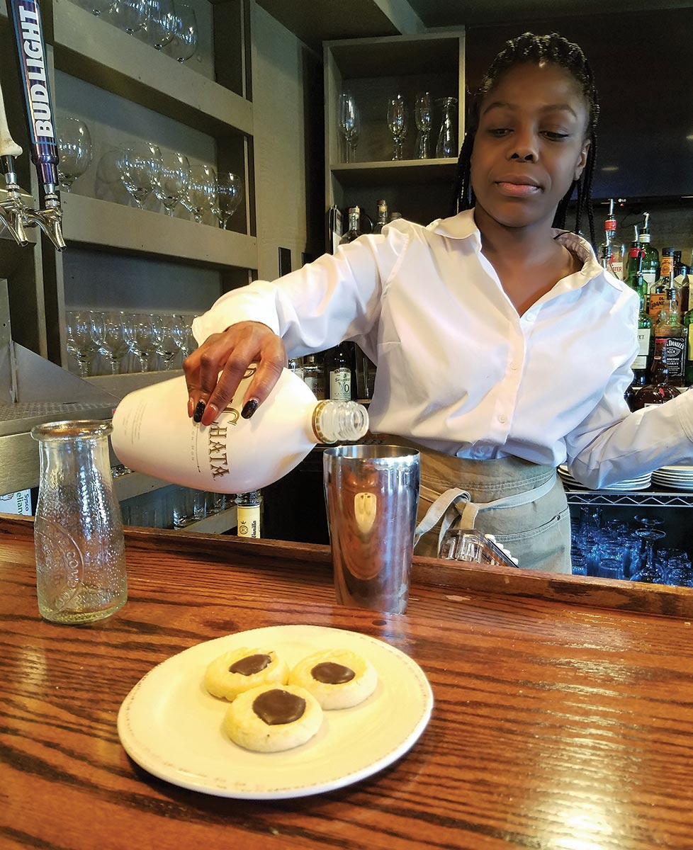 Serving Up: Adult Milk & Cookies at Tumblesalts Café