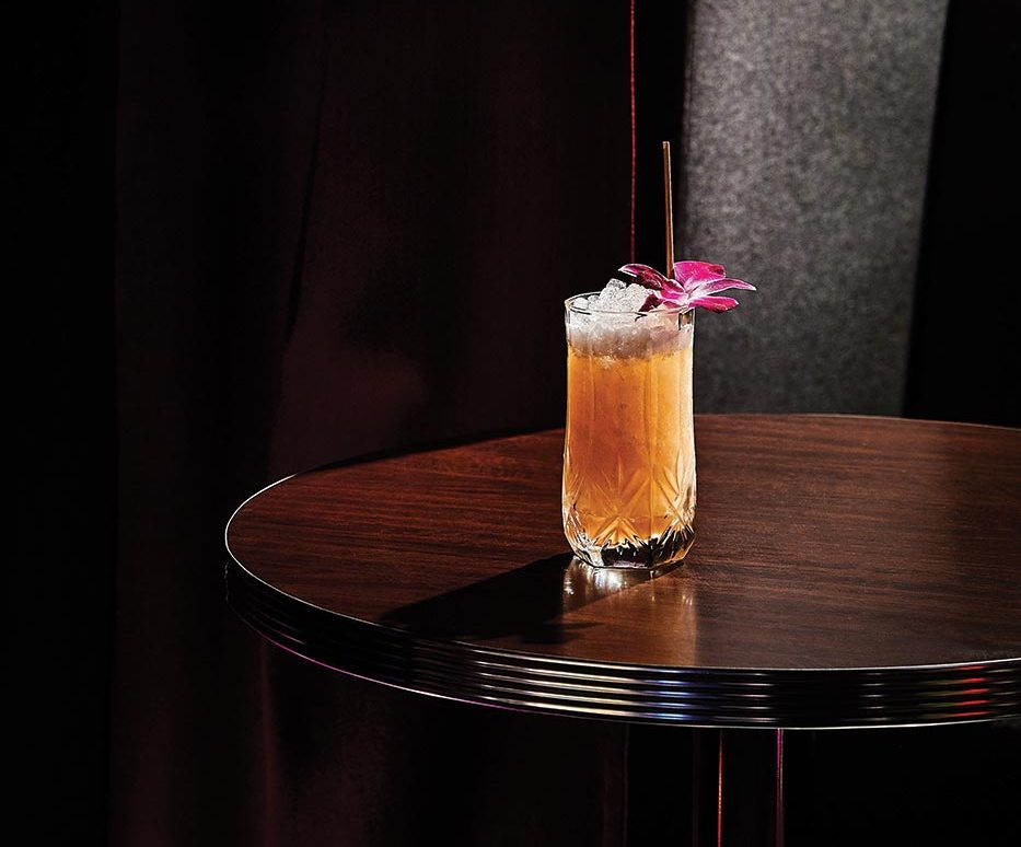 Serving Up: The Port Light at The Dean Bar