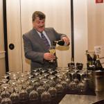 Ron Plebiscito, Co-owner of Angelini Wine, Ltd.