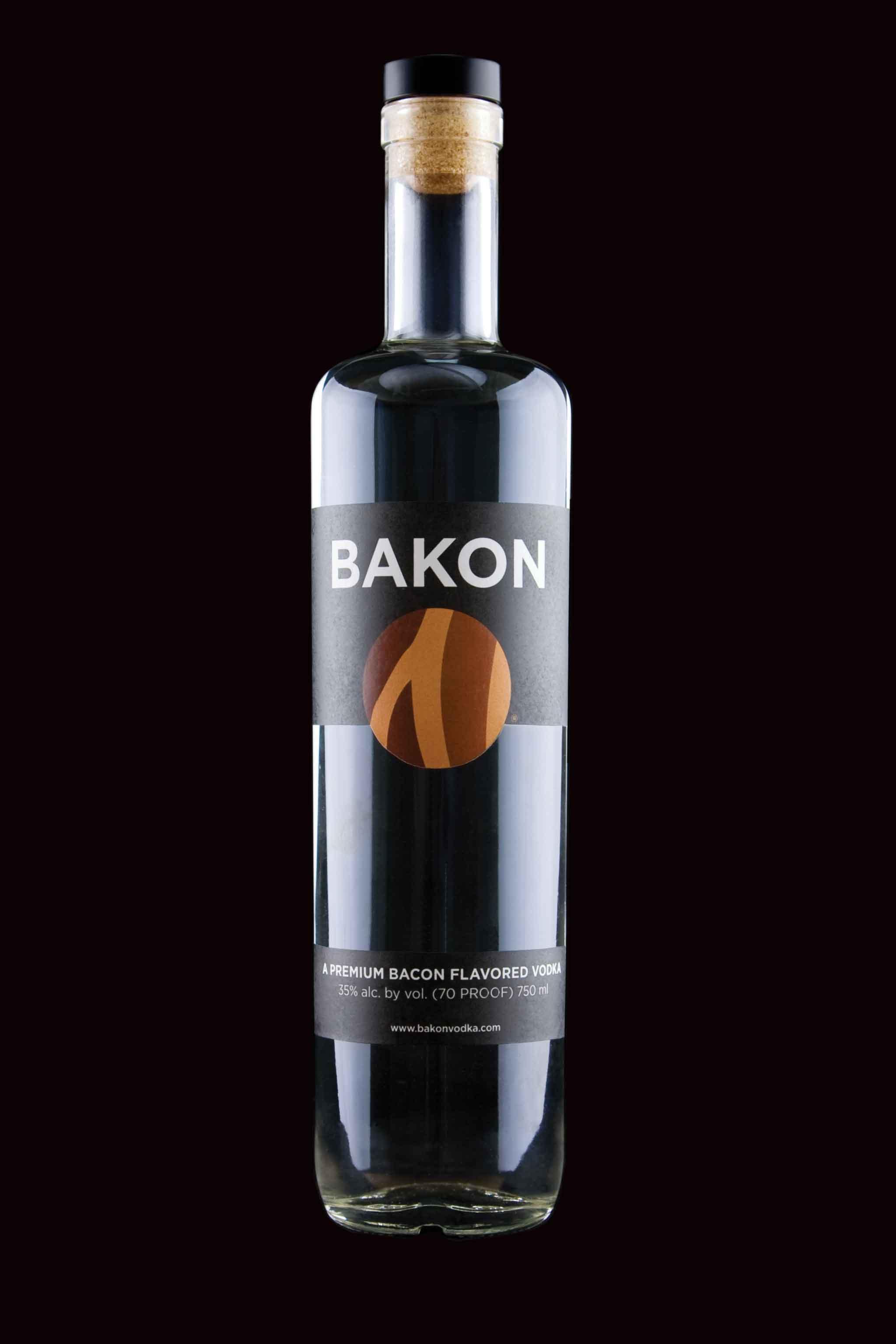 Bakon Vodka Arrives in Rhode Island