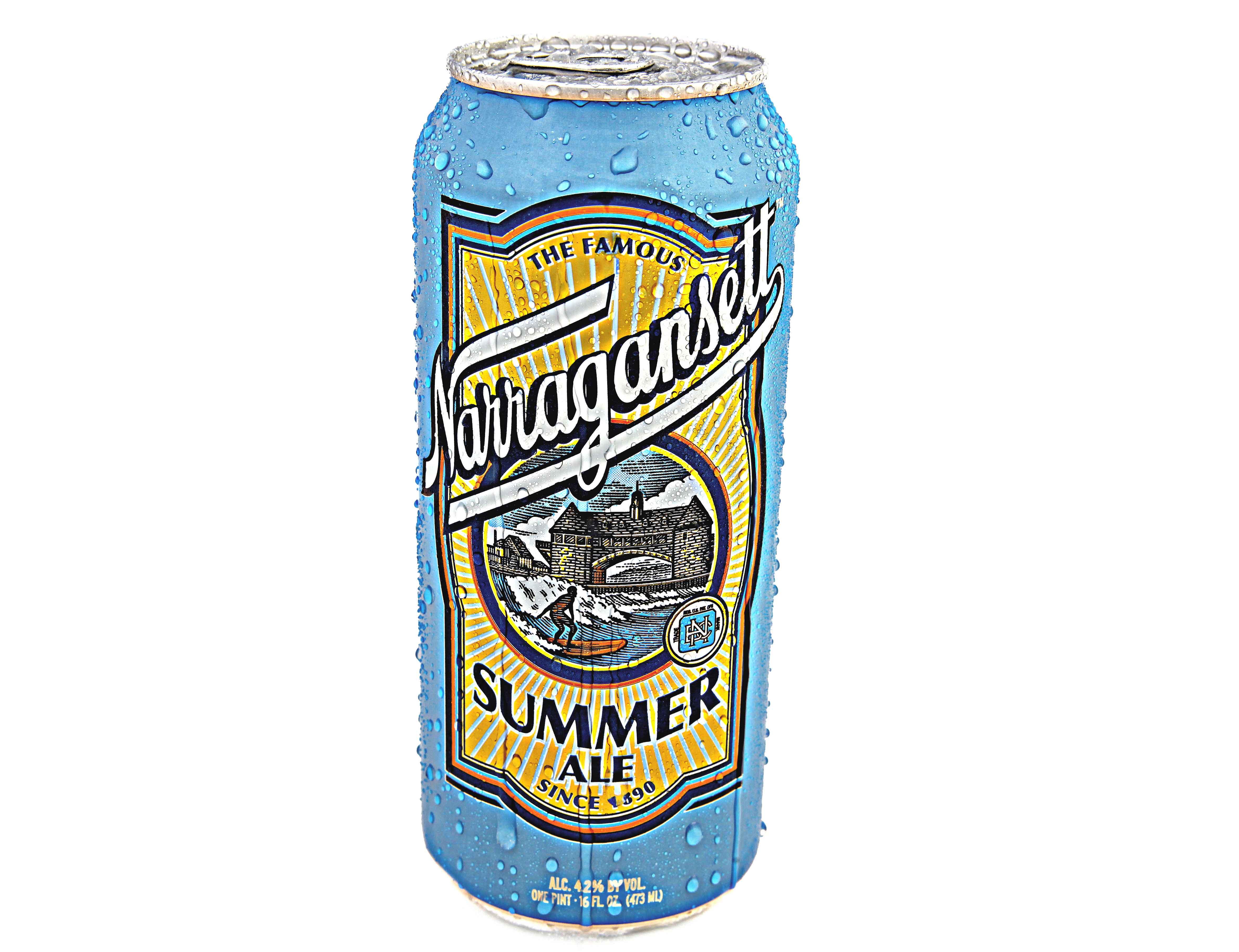 Narragansett Summer Ale Makes Seasonal Return