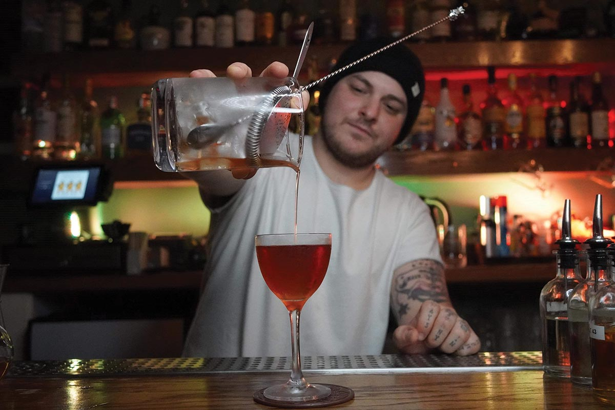 Serving Up: The Cool Runnings at Brinx Kitchen & Bar