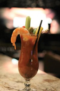 Spicy Bloody Mary at novelle.