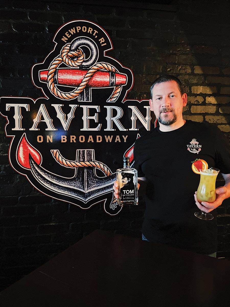 Serving Up: Tom's Pride at The Tavern on Broadway