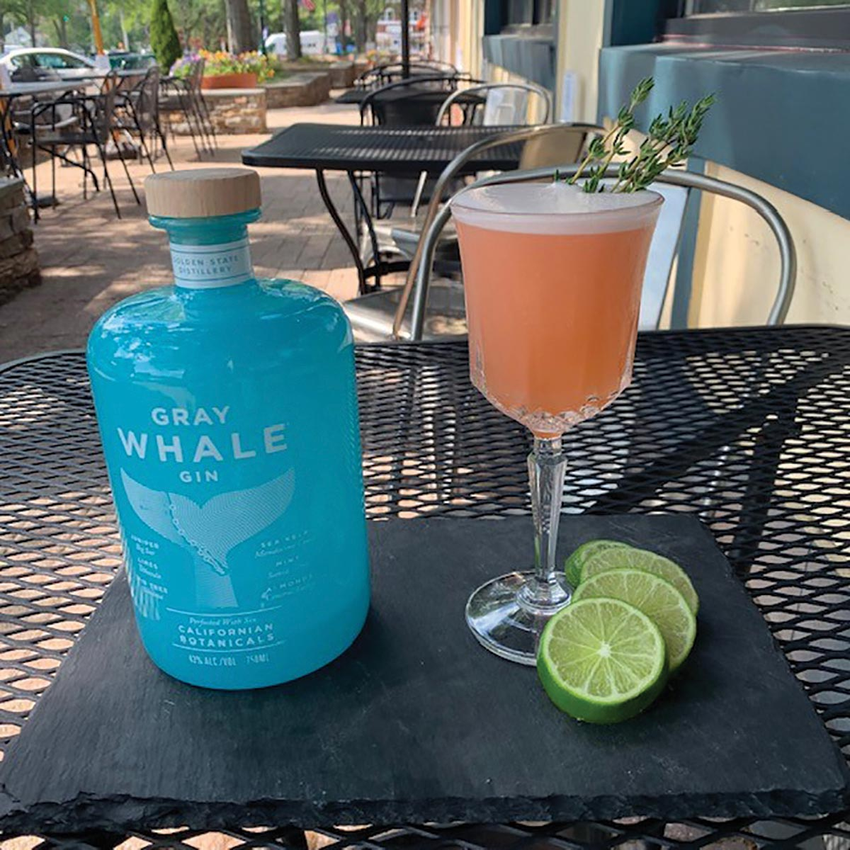 Serving Up: The Cali'iki at Rooster Co. Local Food & Drink