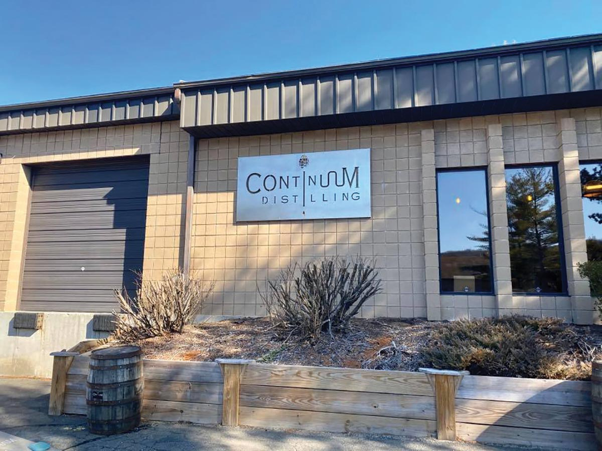 Continuum Distilling Hosts Grand Opening