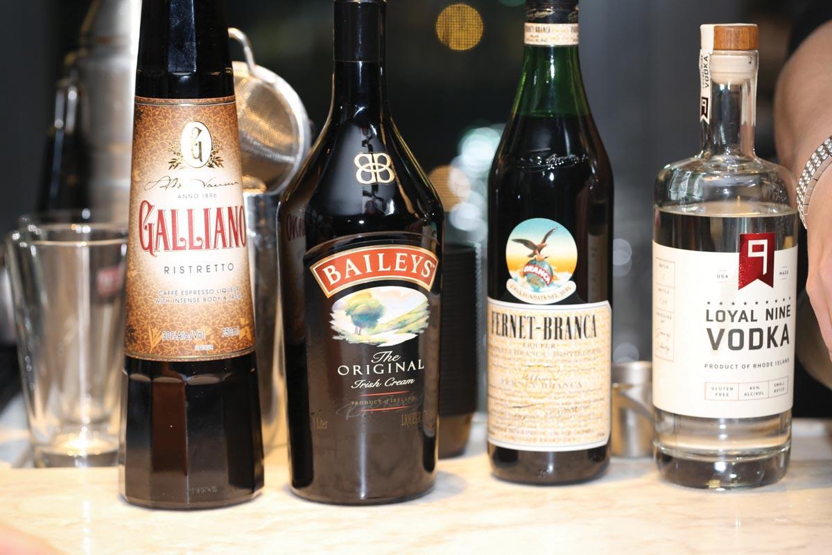 Newport Winter Festival Hosts Espresso Martini Contest