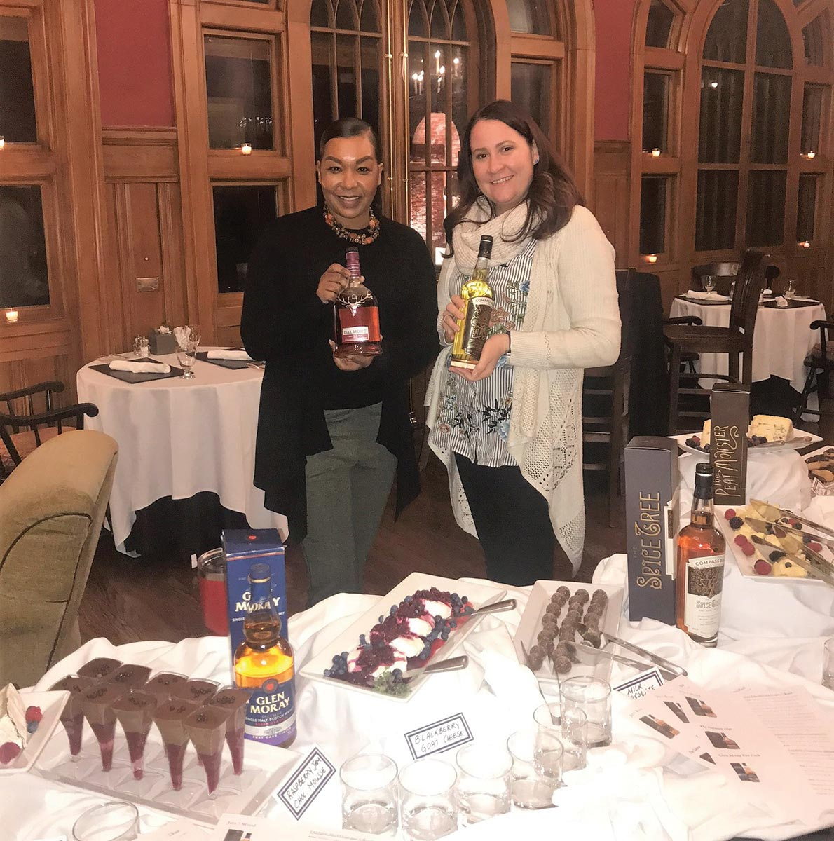 Scotch Tasting Highlights Flavors in Providence