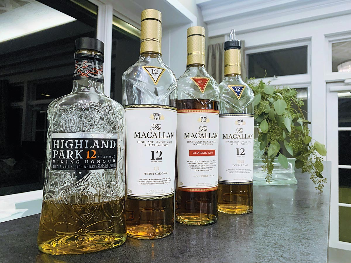 Edrington Scotch Whiskies Highlighted at Dinner