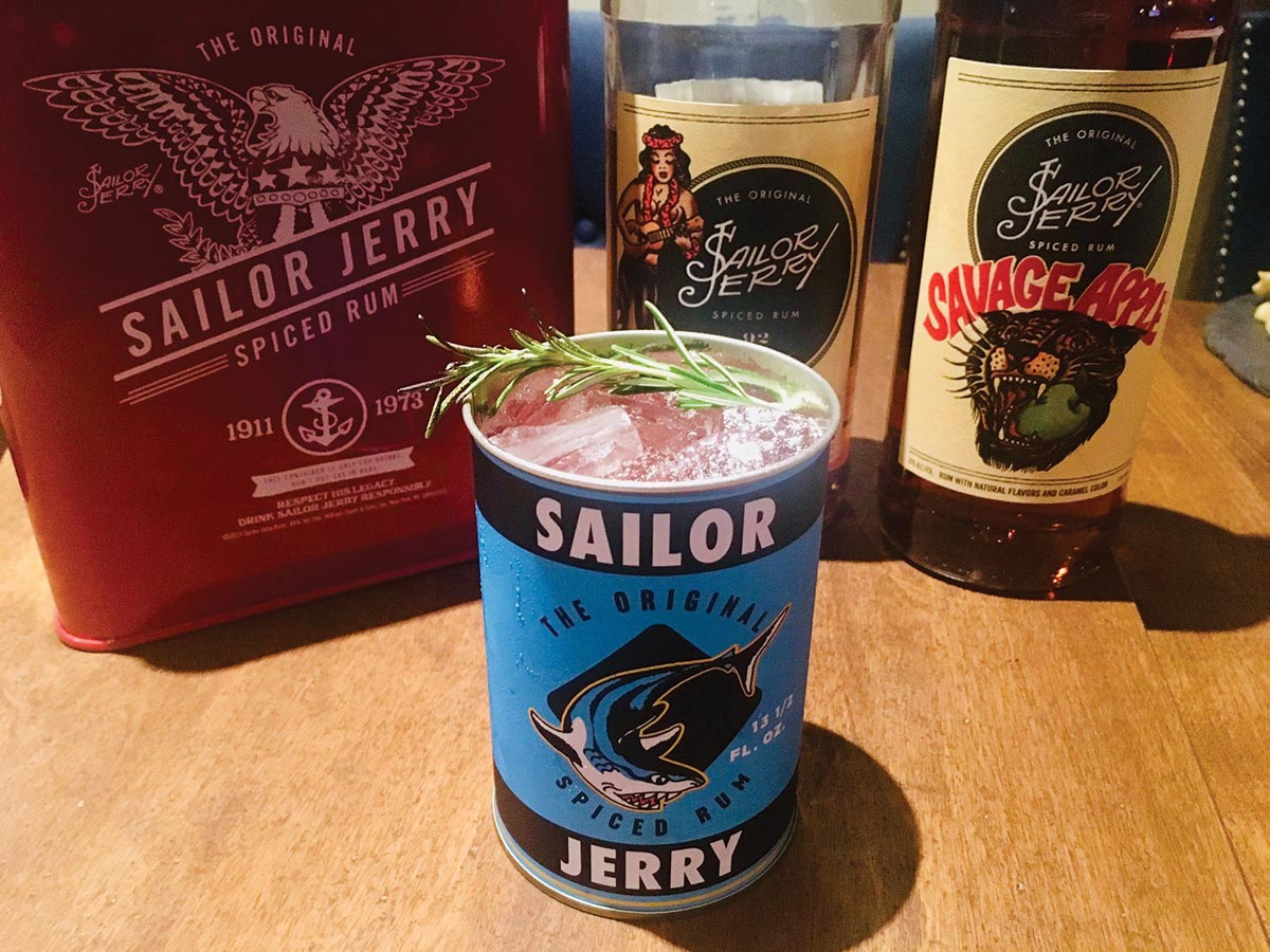 USBG Hartford Chapter Hosts Sailor Jerry Spiced Rum