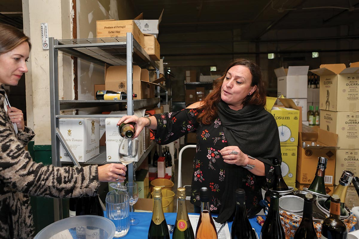 Wine Wizards Warehouse Tasting Welcomes Trade