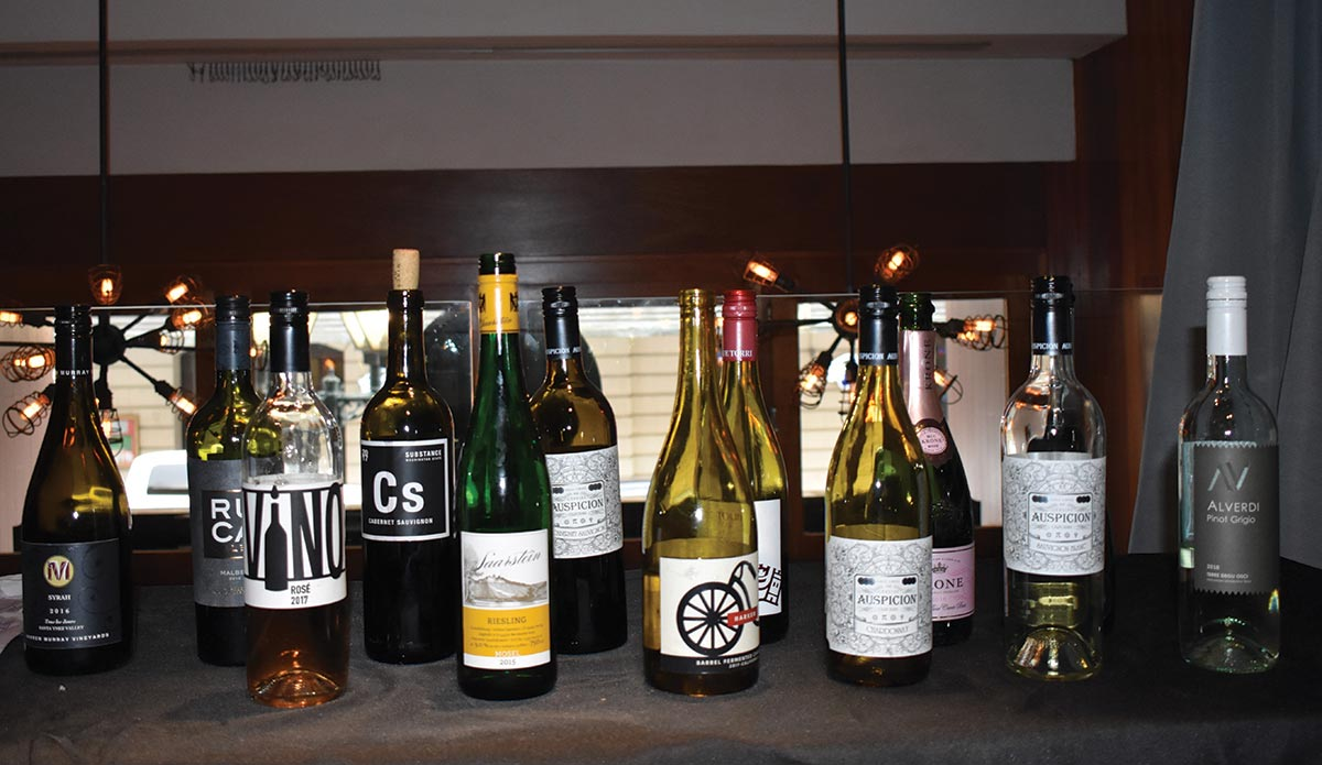 Opici Hosts Wine Trade Education Seminar in New Haven