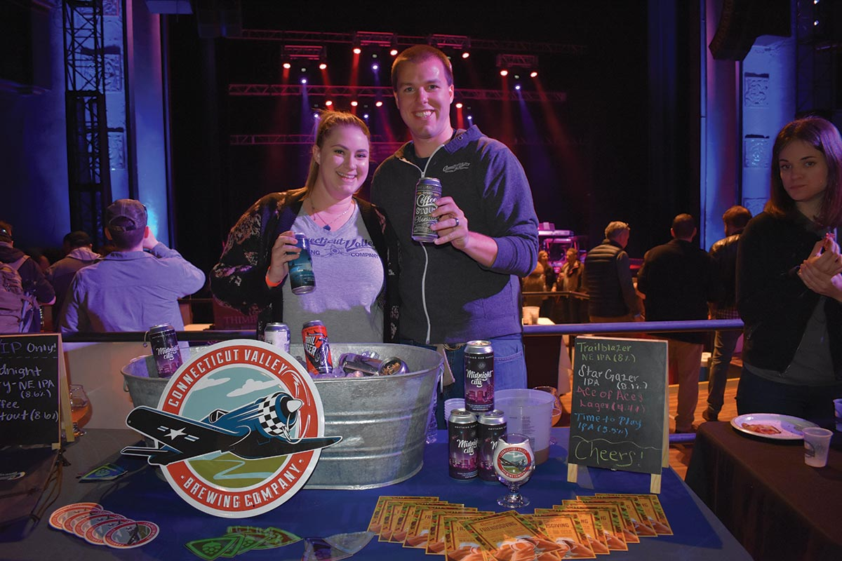 College Street Music Hall Hosts Elm City Brew Festival