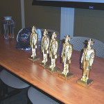 Golden Jack Statuettes