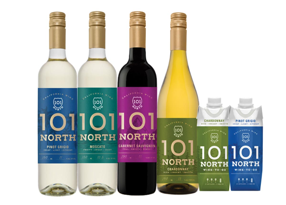 California's 101 North Wines Arrive in Connecticut