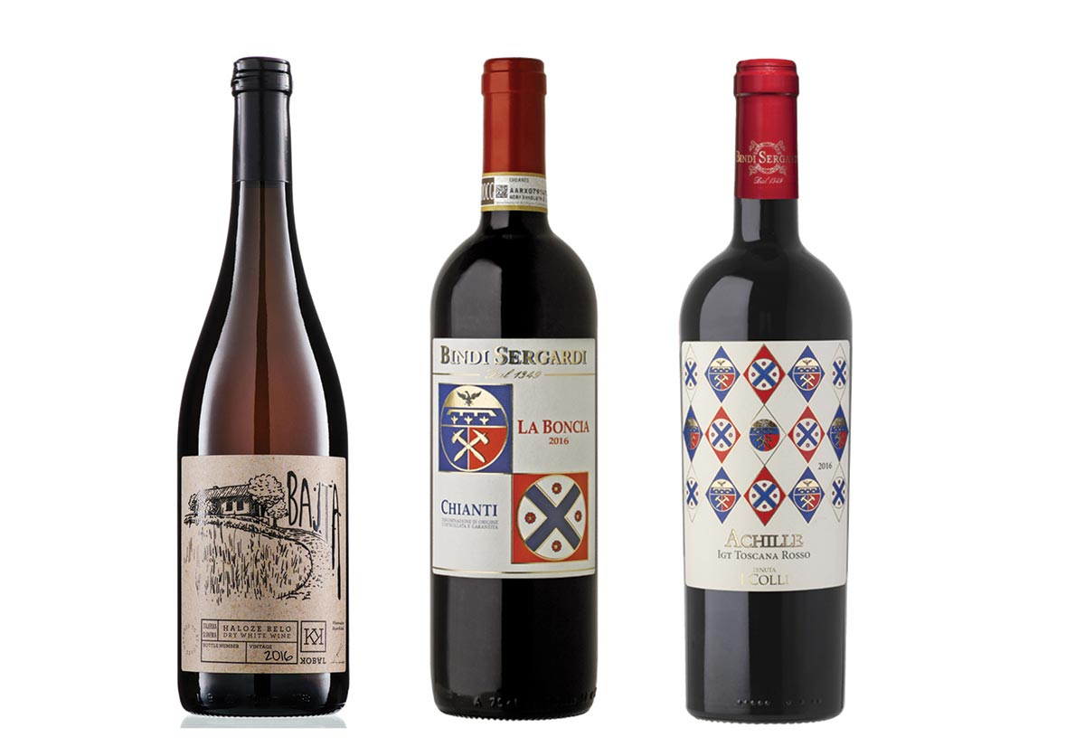 Wine Wizards Features New Imports