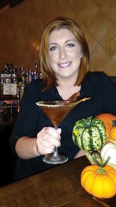 Bar Manager Laurel Green-Barber.