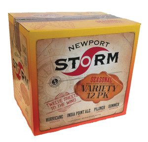 """Newport Storm rolled out its """"12 Sheets to the Wind"""" Summer Variety Pack"""