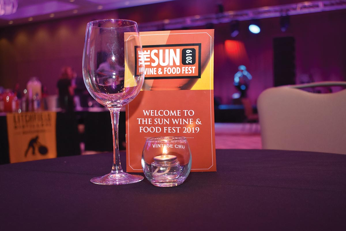 Sun Wine & Food Fest 2019 Expands into Earth Expo Center