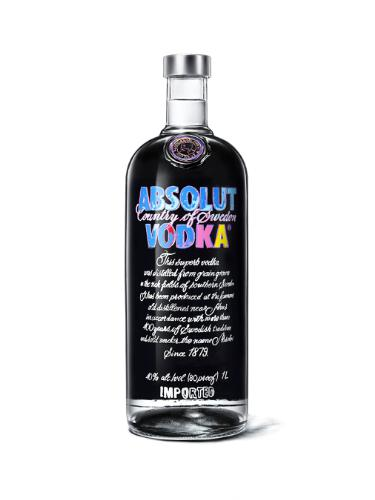 Absolut Launches Andy Warhol Bottle Ahead of Holidays