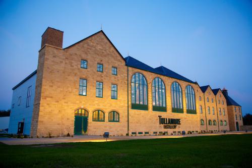 Tullamore D.E.W. Irish Whiskey Opens New $50 Million Distillery
