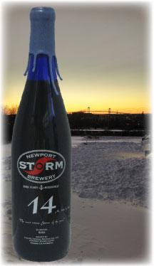 """Newport Storm Releases 2014 Seasonal """"Snow Beer"""""""