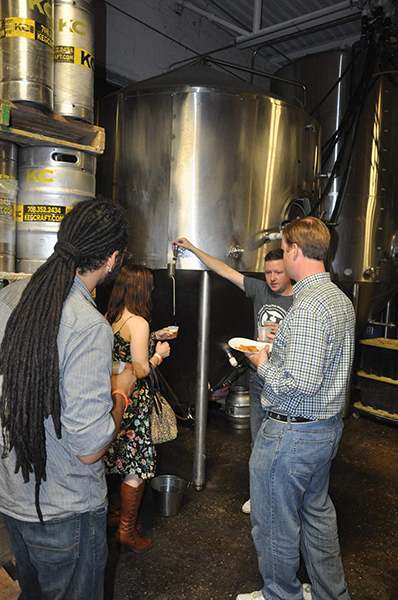 Thomas Hooker Brewery Hosts Open House