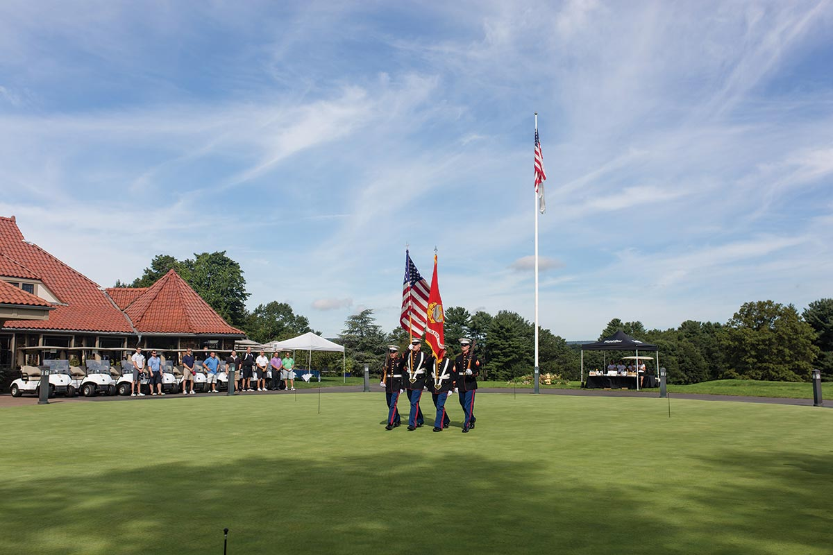 September 27, 2021: Brescome Barton MC-LEF Charity Golf Event
