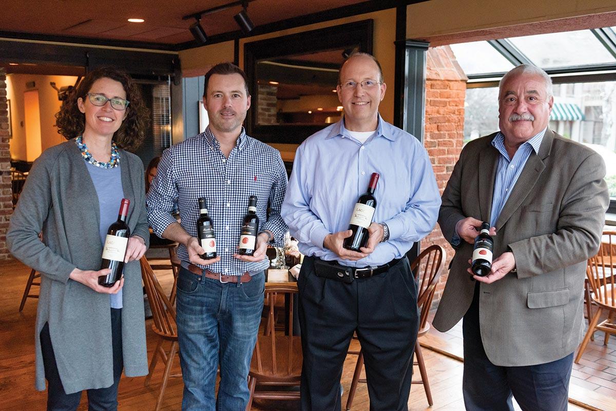 Wine Dinner Features Dalla Terra Italian Selections