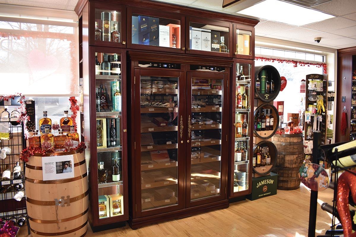 Retail Review: Lake Wine & Spirits