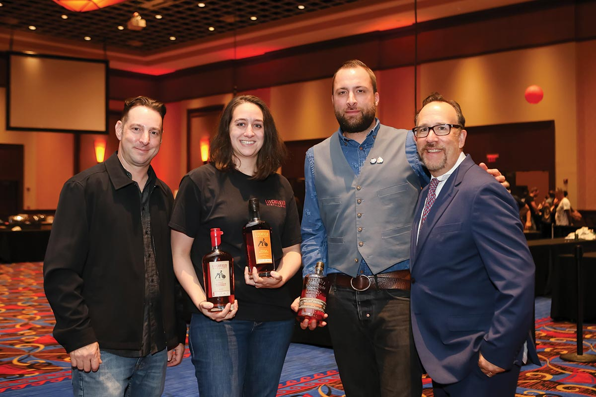 New England Whiskey Festival Pours Tastes for Fifth Year