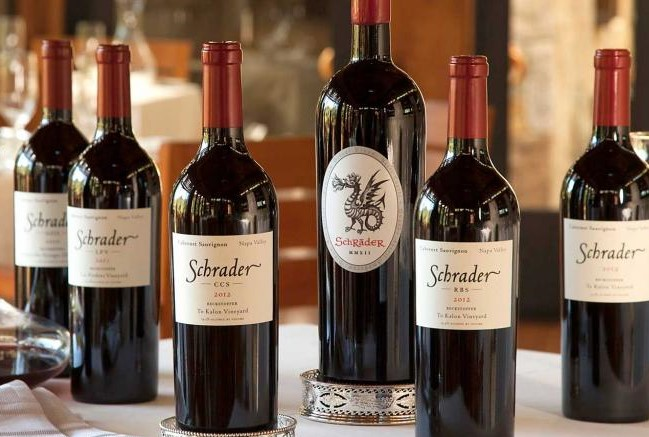 Constellation Brands Purchases Schrader Cellars