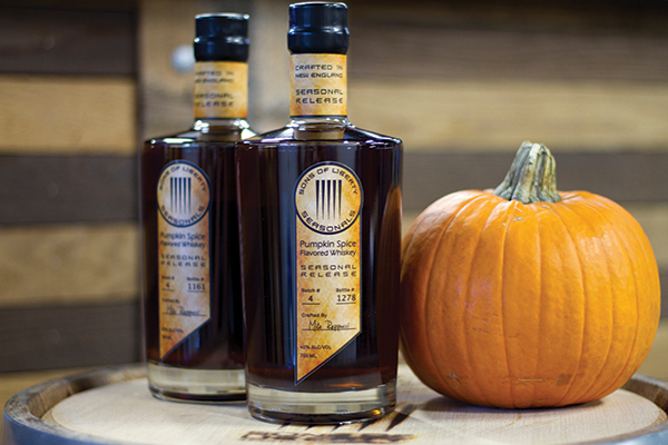 Sons of Liberty Announces 2015 Pumpkin Spice Release