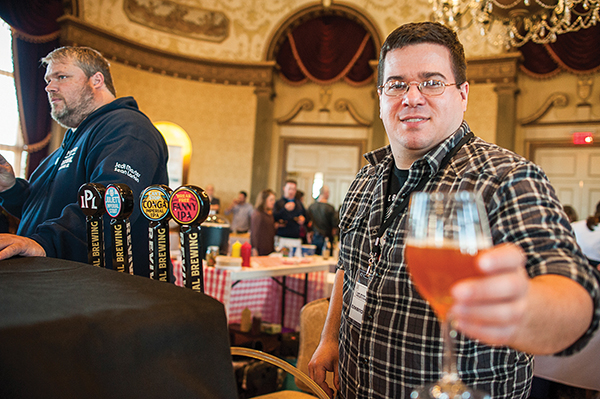 """Eat Drink RI"" Showcases Local Beverage Teams"