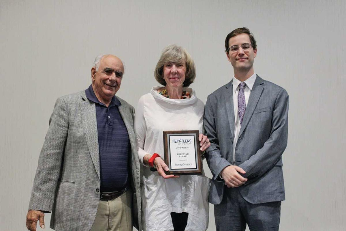 The Wine Store in Westerly Rhode Island Earns Repeat Honor