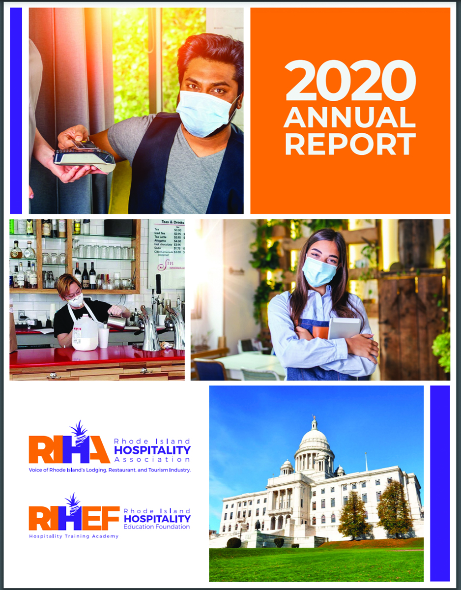 Rhode Island Hospitality Association's Annual Report Released
