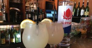 Lotus Lemonade.