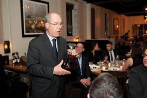 Cyrille Gautier-Auriol, Hennessey Ambassador