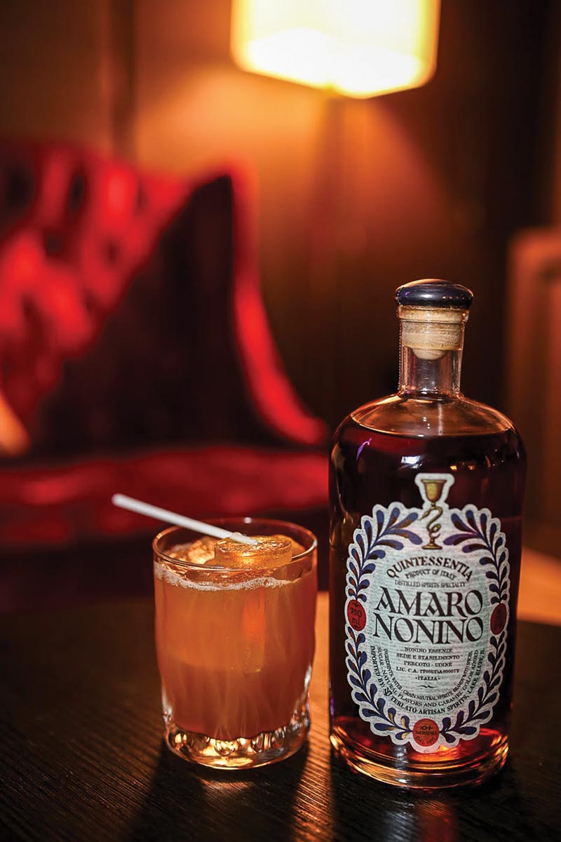 Amaro Nonino Showcased in Master Class & Cocktail Competition