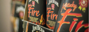 Jim Beam Kentucky Fire.