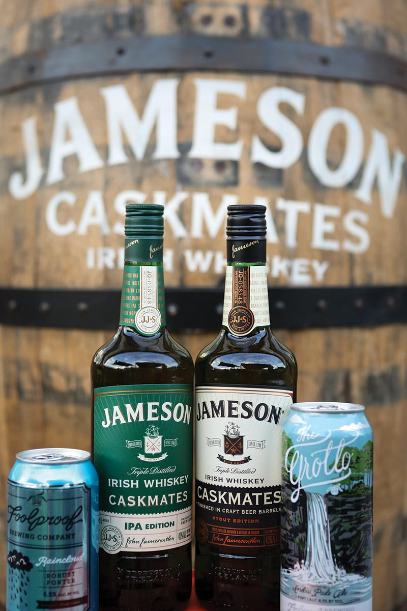 RIDC Introduces Jameson Caskmates IPA at Foolproof Brewing Company